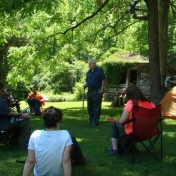 Dr. Bill Martin Speaking About LCW Forest
