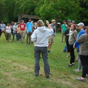 LCW Field Camp Group Welcome and meal instructions