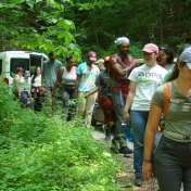 William H Martin Old Growth Hike Participants