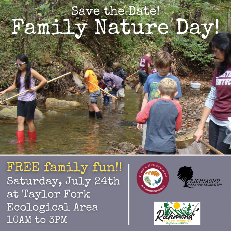 Family Nature Day at Taylor Fork Ecological Area