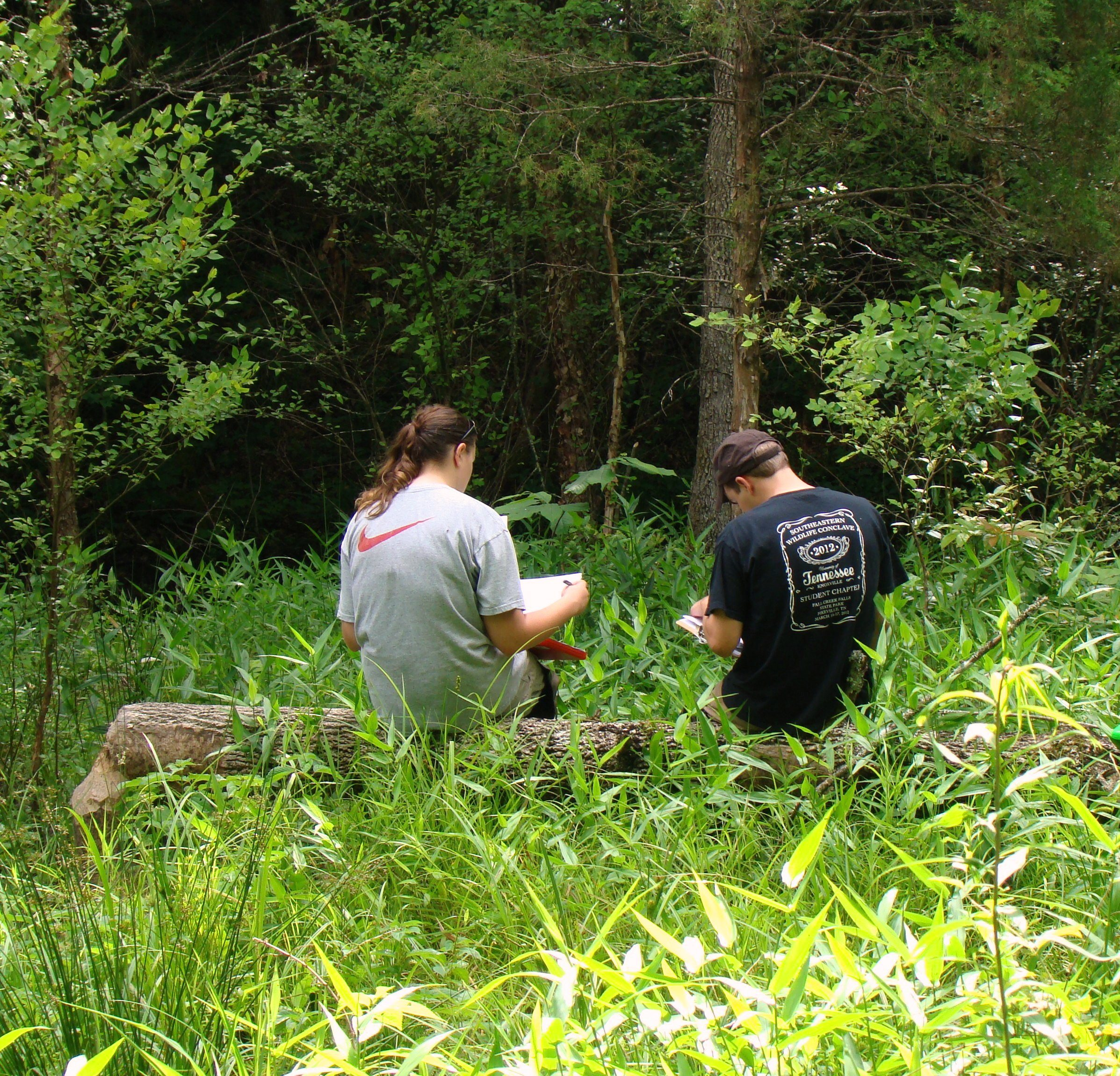 Student Research Grants Awarded | Natural Areas | Eastern ...